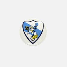 Blue Knights Logo Mini Button