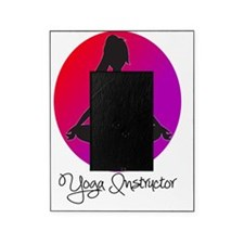 yoga instructor 3 Picture Frame