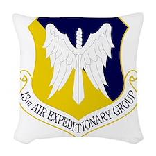 13th AEG Woven Throw Pillow