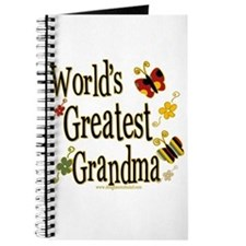 Grandma Butterflies Journal