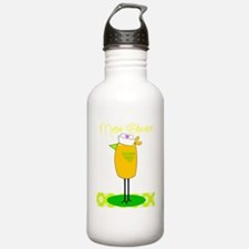 nurse educator darks Water Bottle