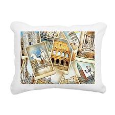 blanket75 Rectangular Canvas Pillow