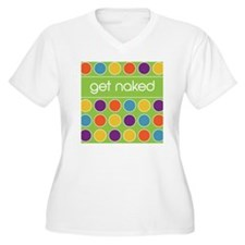 Green Multi dot 2 T-Shirt