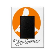 yoga instructor 4 Picture Frame