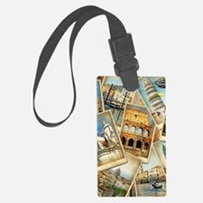 60x84_Curtain16 Large Luggage Tag