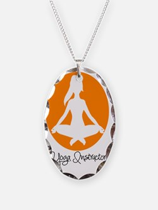 yoga instructor 4 Necklace