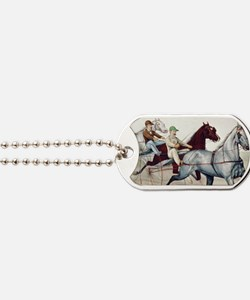 Harness Racing Dog Tags