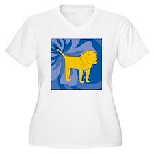 Lion Cloth Napkin T-Shirt