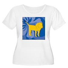 Lion Cloth Na T-Shirt