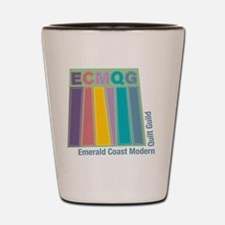 ECMQG Shot Glass