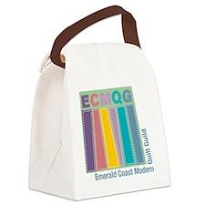 ECMQG Canvas Lunch Bag