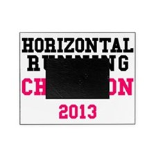 Horizontal Running Champion 2013 Picture Frame