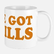 Cool Handball vector designs Mug
