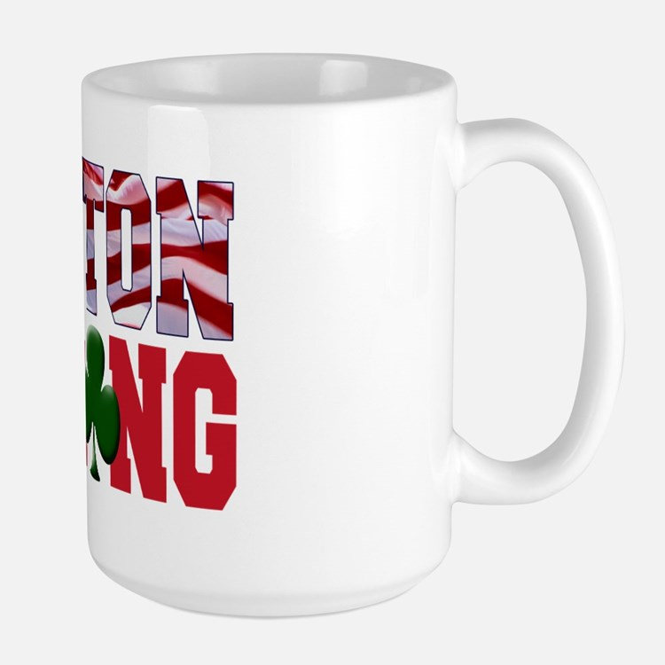Boston Strong Large Mug