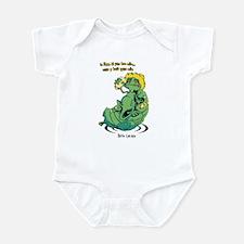 Drunk Lizard Infant Bodysuit