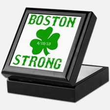 Boston Strong - Green Keepsake Box