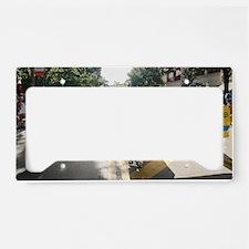 Banana republic License Plate Holder
