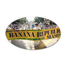 Banana republic Wall Decal