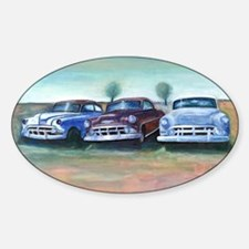 Three old friends Decal