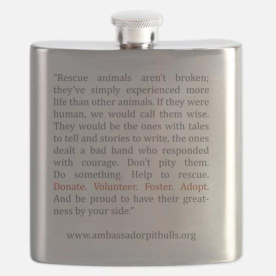 Not Broken Flask