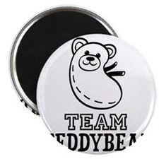 Team Teddybear Magnet