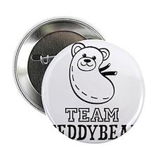 """Team Teddybear 2.25"""" Button"""