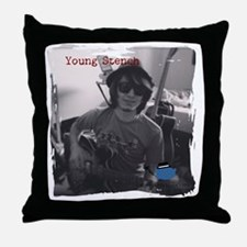 Young Stench Throw Pillow