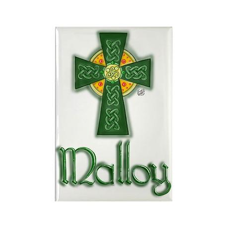 Malloy, Customized Rectangle Magnet
