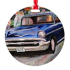 57 Chevrolet Bel Air Ornament