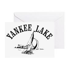 Yankee LakeLogo 2 Greeting Card