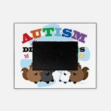 Autism Embrace Differences Picture Frame