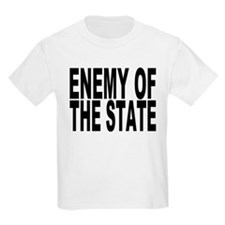 ENEMY OF THE STATE - Kids T-Shirt