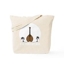 Perfect Day Mandolin Tote Bag