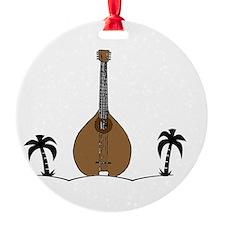 Perfect Day Mandolin Ornament