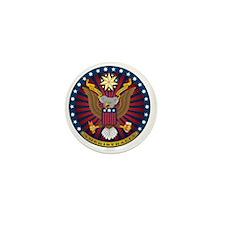 Ameristralia Seal Mini Button