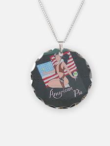 American Pie Necklace