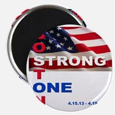 Boston Strong - One Magnet