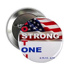 "Boston Strong - One 2.25"" Button"