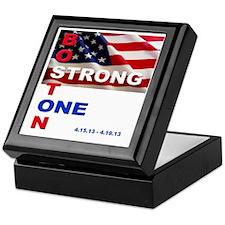 Boston Strong - One Keepsake Box
