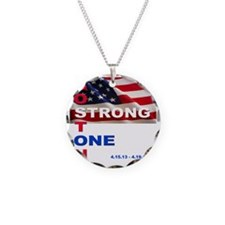 Boston Strong - One Necklace
