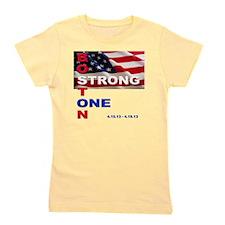 Boston Strong - One Girl's Tee