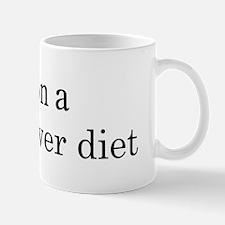 Cauliflower diet Mug