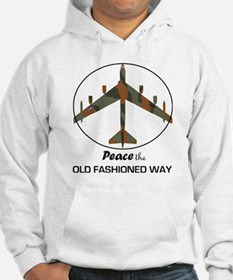B-52 Stratofortress Peace the Ol Hoodie