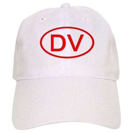 DV Oval (Red) Cap
