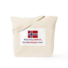 Perfect Norwegian Tote Bag