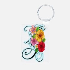 Flower Fusion Keychains