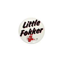 Little Fokker Mini Button