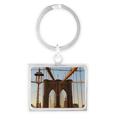 Brooklyn Bridge Landscape Keychain