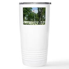 Cost of Freedom Travel Mug
