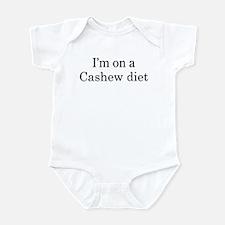 Cashew diet Infant Bodysuit